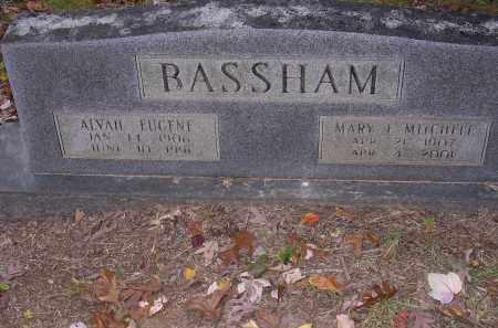 BASSHAM, MARY F - Cross County, Arkansas   MARY F BASSHAM - Arkansas Gravestone Photos