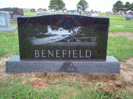 "BENEFIELD, JAMES W ""CHIEF"" - Cross County, Arkansas 