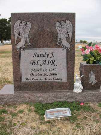 BLAIR, SANDY J - Cross County, Arkansas | SANDY J BLAIR - Arkansas Gravestone Photos