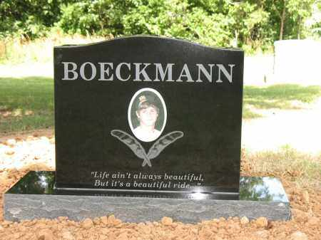 BOECKMANN2, LOGAN THOMAS - Cross County, Arkansas   LOGAN THOMAS BOECKMANN2 - Arkansas Gravestone Photos