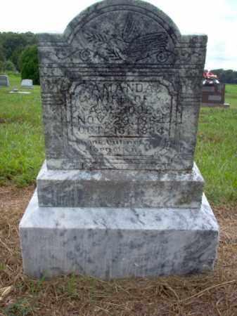 BOOE, AMANDA - Cross County, Arkansas | AMANDA BOOE - Arkansas Gravestone Photos