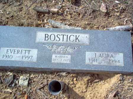 BOSTICK, EVERETT - Cross County, Arkansas | EVERETT BOSTICK - Arkansas Gravestone Photos