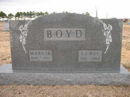 BOYD, MARGIE - Cross County, Arkansas | MARGIE BOYD - Arkansas Gravestone Photos