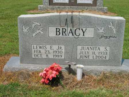 BRACY, JUANITA S - Cross County, Arkansas   JUANITA S BRACY - Arkansas Gravestone Photos