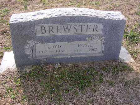 BREWSTER, ROSIE BELLE - Cross County, Arkansas | ROSIE BELLE BREWSTER - Arkansas Gravestone Photos