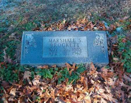 BROCKETT, MARSHEL SMILEY - Cross County, Arkansas | MARSHEL SMILEY BROCKETT - Arkansas Gravestone Photos