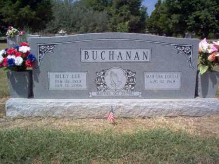 BUCHANAN, BILLY LEE - Cross County, Arkansas   BILLY LEE BUCHANAN - Arkansas Gravestone Photos