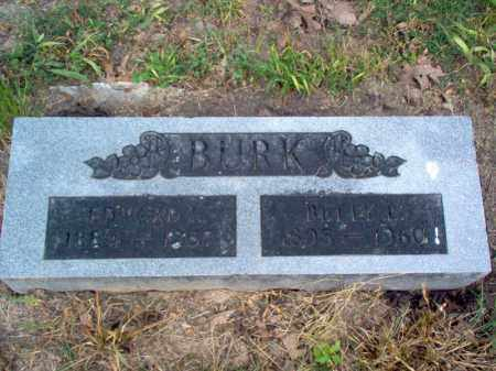 BURK, BETTY L - Cross County, Arkansas | BETTY L BURK - Arkansas Gravestone Photos