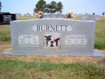 FORBESS BURNETT, GLADYS - Cross County, Arkansas | GLADYS FORBESS BURNETT - Arkansas Gravestone Photos