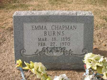BURNS, EMMA - Cross County, Arkansas | EMMA BURNS - Arkansas Gravestone Photos