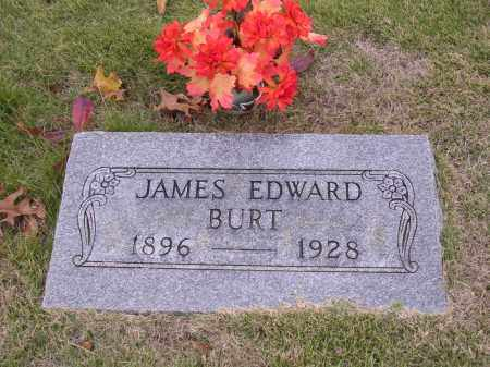 BURT, JAMES EDWARD - Cross County, Arkansas   JAMES EDWARD BURT - Arkansas Gravestone Photos