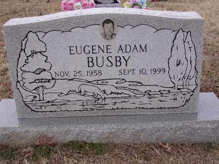BUSBY, EUGENE ADAM - Cross County, Arkansas | EUGENE ADAM BUSBY - Arkansas Gravestone Photos