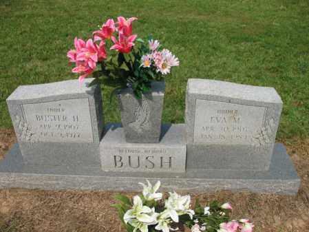 BUSH, EVA M - Cross County, Arkansas | EVA M BUSH - Arkansas Gravestone Photos