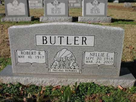 ELDRIDGE BUTLER, NELLIE EVERY - Cross County, Arkansas | NELLIE EVERY ELDRIDGE BUTLER - Arkansas Gravestone Photos