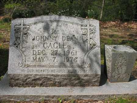 CAGLE, JOHNNY DEAN - Cross County, Arkansas | JOHNNY DEAN CAGLE - Arkansas Gravestone Photos