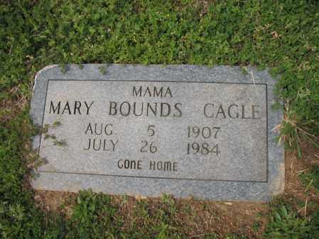 CAGLE, MARY - Cross County, Arkansas   MARY CAGLE - Arkansas Gravestone Photos