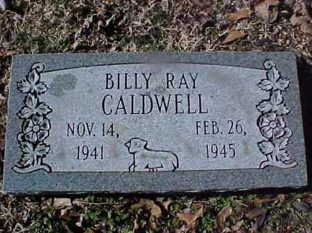 CALDWELL, BILLY RAY - Cross County, Arkansas | BILLY RAY CALDWELL - Arkansas Gravestone Photos