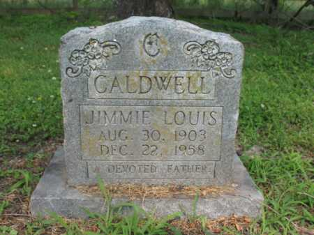 CALDWELL, JIMMIE LOUIS - Cross County, Arkansas | JIMMIE LOUIS CALDWELL - Arkansas Gravestone Photos