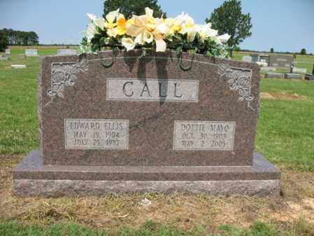 CALL, DOTTIE - Cross County, Arkansas | DOTTIE CALL - Arkansas Gravestone Photos
