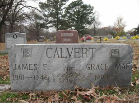 CALVERT, GRACE MAE - Cross County, Arkansas | GRACE MAE CALVERT - Arkansas Gravestone Photos