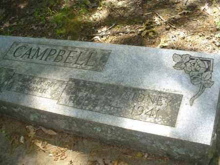 CAMPBELL, ALFRED SIDNEY - Cross County, Arkansas | ALFRED SIDNEY CAMPBELL - Arkansas Gravestone Photos