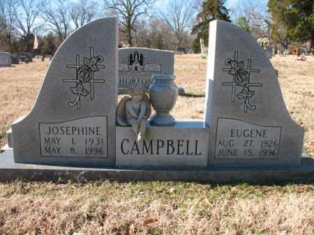 CAMPBELL, EUGENE - Cross County, Arkansas | EUGENE CAMPBELL - Arkansas Gravestone Photos