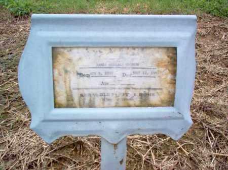 CANNON, JAMES WALLACE - Cross County, Arkansas | JAMES WALLACE CANNON - Arkansas Gravestone Photos