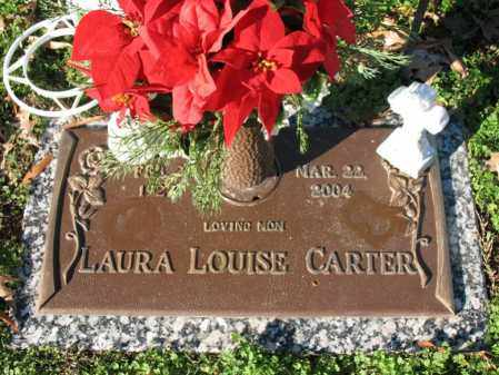 MICHAEL CARTER, LAURA LOUISE - Cross County, Arkansas | LAURA LOUISE MICHAEL CARTER - Arkansas Gravestone Photos