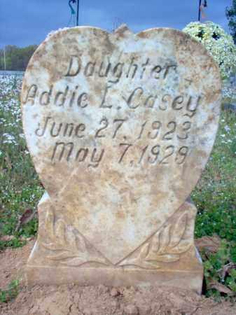 CASEY, ADDIE L - Cross County, Arkansas | ADDIE L CASEY - Arkansas Gravestone Photos