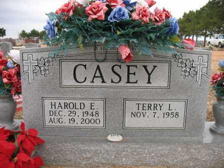 CASEY, HAROLD E - Cross County, Arkansas | HAROLD E CASEY - Arkansas Gravestone Photos