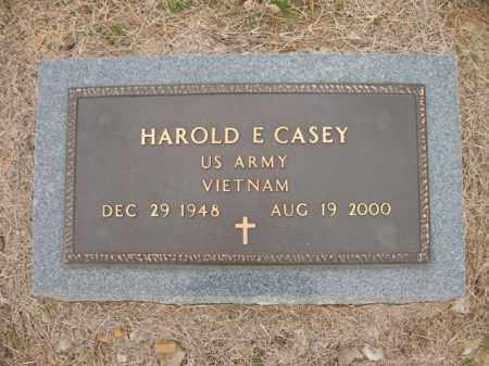 CASEY (VETERAN VIET), HAROLD E - Cross County, Arkansas | HAROLD E CASEY (VETERAN VIET) - Arkansas Gravestone Photos