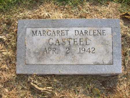 CASTEEL, MARGARET DARLENE - Cross County, Arkansas   MARGARET DARLENE CASTEEL - Arkansas Gravestone Photos