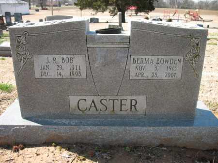 CASTER, BERMA - Cross County, Arkansas | BERMA CASTER - Arkansas Gravestone Photos