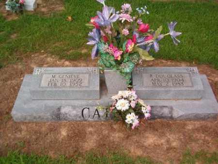 CATLETT, R. DOUGLASS - Cross County, Arkansas | R. DOUGLASS CATLETT - Arkansas Gravestone Photos