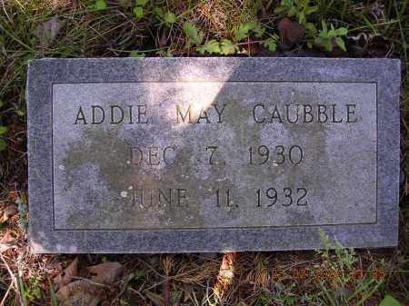 CAUBBLE, ADDIE MAY - Cross County, Arkansas   ADDIE MAY CAUBBLE - Arkansas Gravestone Photos