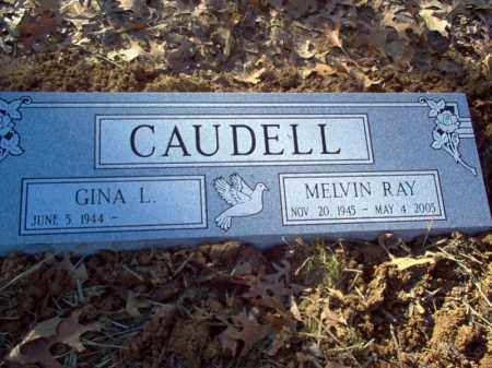 CAUDELL, MELVIN RAY - Cross County, Arkansas | MELVIN RAY CAUDELL - Arkansas Gravestone Photos