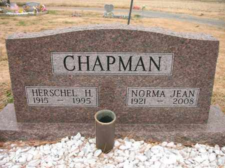 CHAPMAN, NORMA JEAN - Cross County, Arkansas   NORMA JEAN CHAPMAN - Arkansas Gravestone Photos