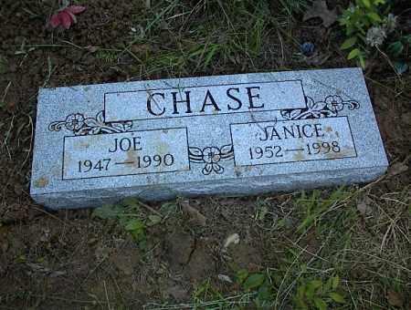 CHASE, JANICE - Cross County, Arkansas | JANICE CHASE - Arkansas Gravestone Photos