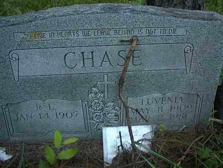 CHASE, R L - Cross County, Arkansas | R L CHASE - Arkansas Gravestone Photos