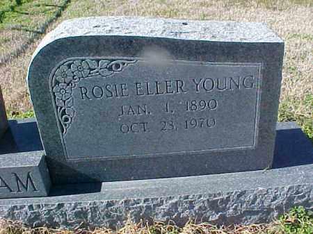 YOUNG CHEATHAM, ROSIE ELLER - Cross County, Arkansas | ROSIE ELLER YOUNG CHEATHAM - Arkansas Gravestone Photos