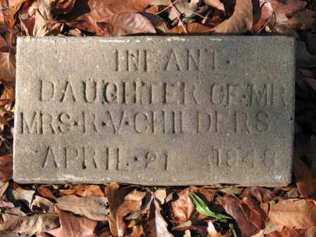 CHILDERS, JANICE - Cross County, Arkansas   JANICE CHILDERS - Arkansas Gravestone Photos