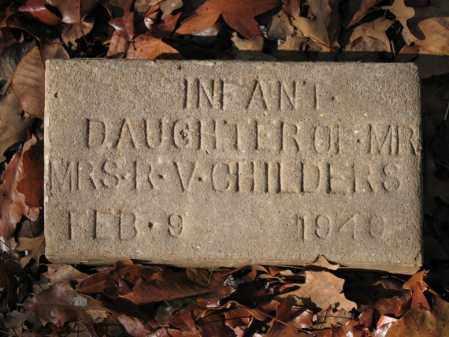 CHILDERS, SUE - Cross County, Arkansas   SUE CHILDERS - Arkansas Gravestone Photos
