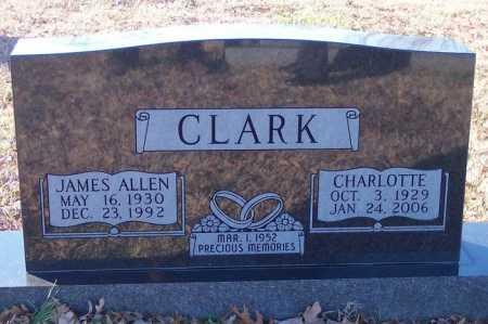 CLARK, CHARLOTTE OZELL - Cross County, Arkansas | CHARLOTTE OZELL CLARK - Arkansas Gravestone Photos
