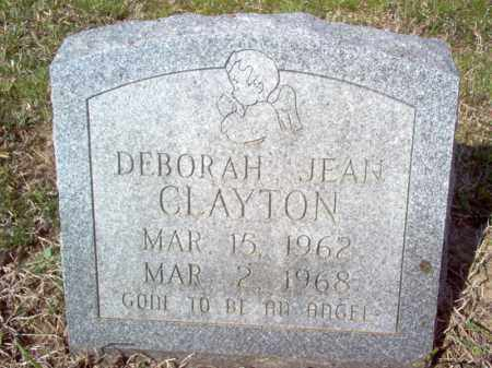 CLAYTON, DEBORAH JEAN - Cross County, Arkansas   DEBORAH JEAN CLAYTON - Arkansas Gravestone Photos