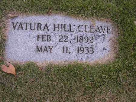 CLEAVER, VATURA - Cross County, Arkansas | VATURA CLEAVER - Arkansas Gravestone Photos