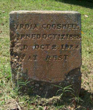 COGSHELL, BIRDIA - Cross County, Arkansas | BIRDIA COGSHELL - Arkansas Gravestone Photos