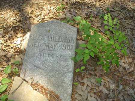 COLDMON, ELIZA - Cross County, Arkansas | ELIZA COLDMON - Arkansas Gravestone Photos