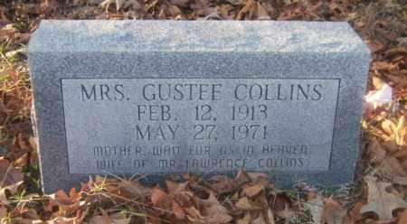 COLLINS, GUSTEE - Cross County, Arkansas | GUSTEE COLLINS - Arkansas Gravestone Photos