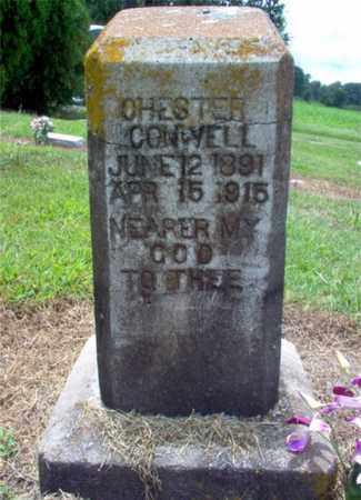 CONWELL, CHESTER - Cross County, Arkansas | CHESTER CONWELL - Arkansas Gravestone Photos