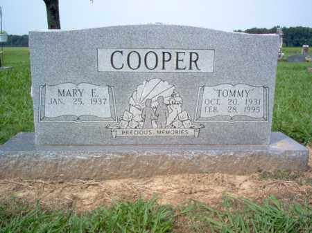 "COOPER, ""TOMMY"" - Cross County, Arkansas 